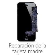reparacion de la tarjeta madre de iphone