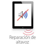 reparacion de altavoz de iphone
