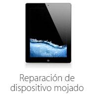 reparacion de dispositivo mojado