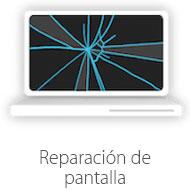 pantalla rota de mac a reparar en el servicio de reparacion de mac en la ciudad de mexico